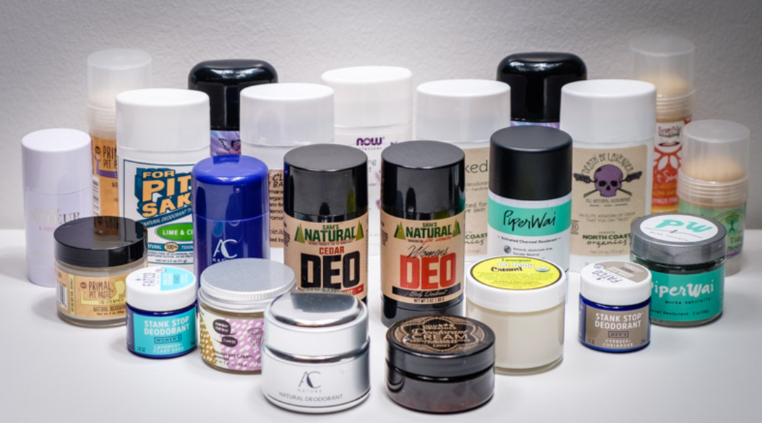 The History of Natural Deodorant (And Our Picks for Which Ones to Wear)