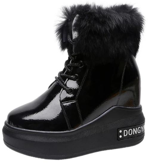 Bobbie Winter Ankle Boots
