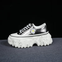 Daisy Platform Wedges NEW for Summer