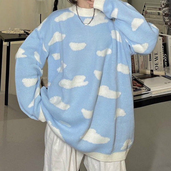 Baggy Clouds Sweater