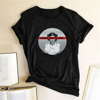 Leia Graphic T-Shirt 'Fight Like A Girl'