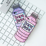 """Boy Tears"" Pastel Soft iPhone Case"