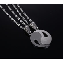 Load image into Gallery viewer, Yin Yang Friendship Necklace