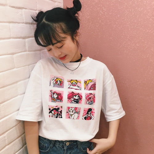 Cartoon Tee