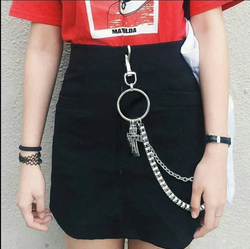 Multi-Layer Belt Chain
