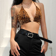 Load image into Gallery viewer, Leopard Bralette