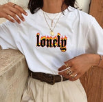 Lonely Flame 90's Graphic Tee