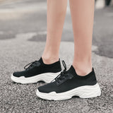 Chunky Air Mesh Trainers