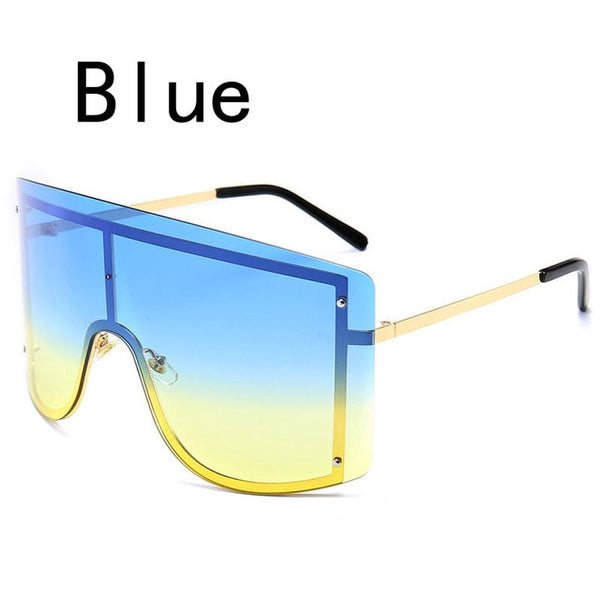 Leona Gradient Sunglasses