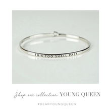Load image into Gallery viewer, Quotes For Queens Bracelets