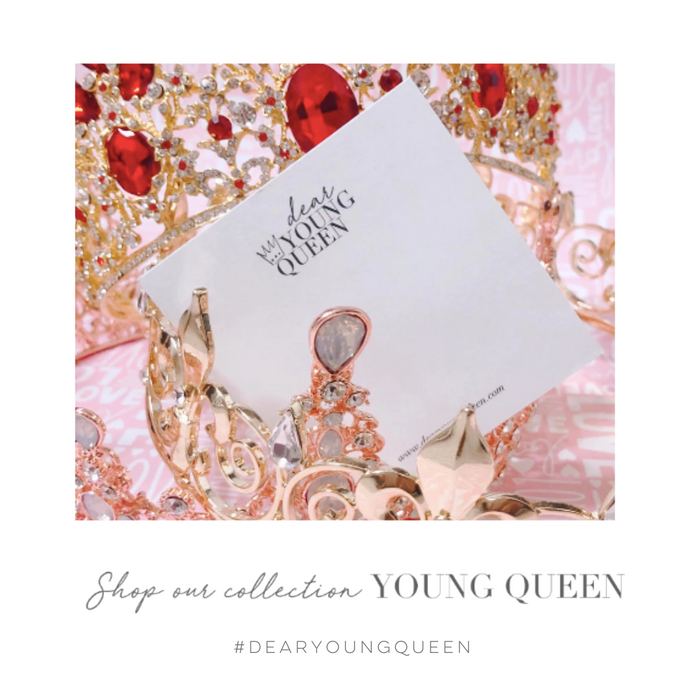 Dear Young Queen Sticky Notes