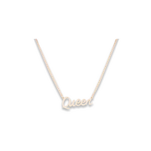 """QUEEN"" Necklace"
