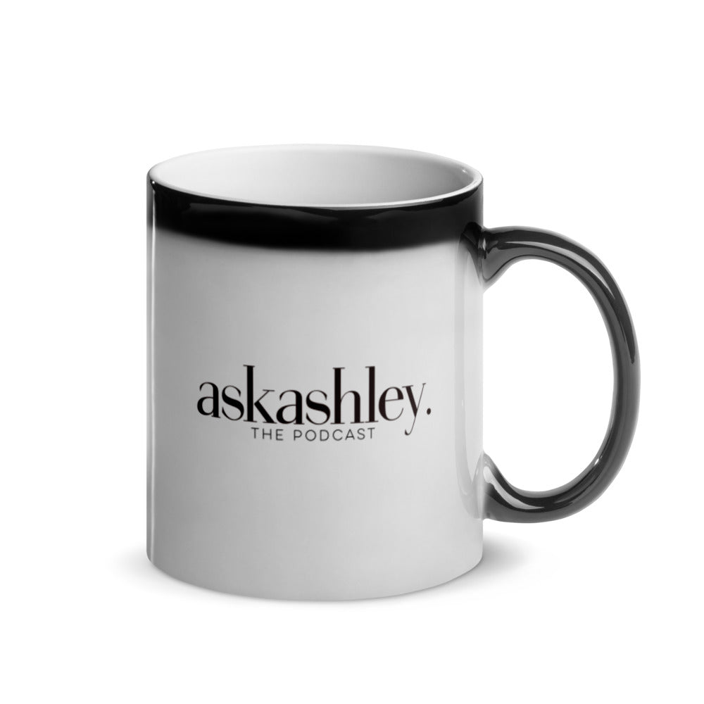 Ask Ashley Magic Mug