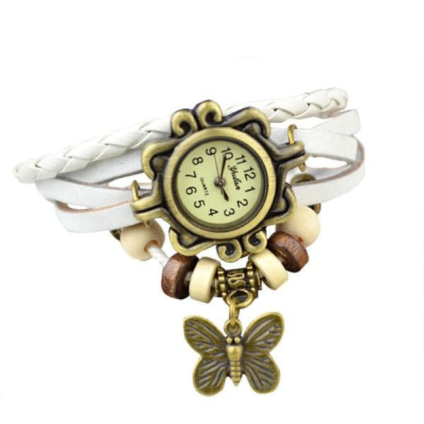 Butterfly Love Wrap Watch