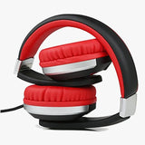 Premium Comfort Foldable Headphone - Black