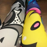 Comic Style Leggings