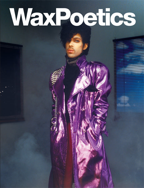 Issue 50 (Prince b/w Frank Ocean) Reprint