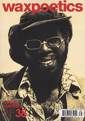 Issue 38 (Curtis Mayfield)