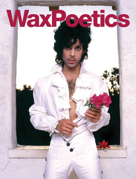 Wax Poetics Issue 67 (Prince Edition)