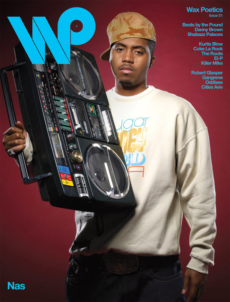 Issue 51 (Nas cover) (Original Deadstock Copy)
