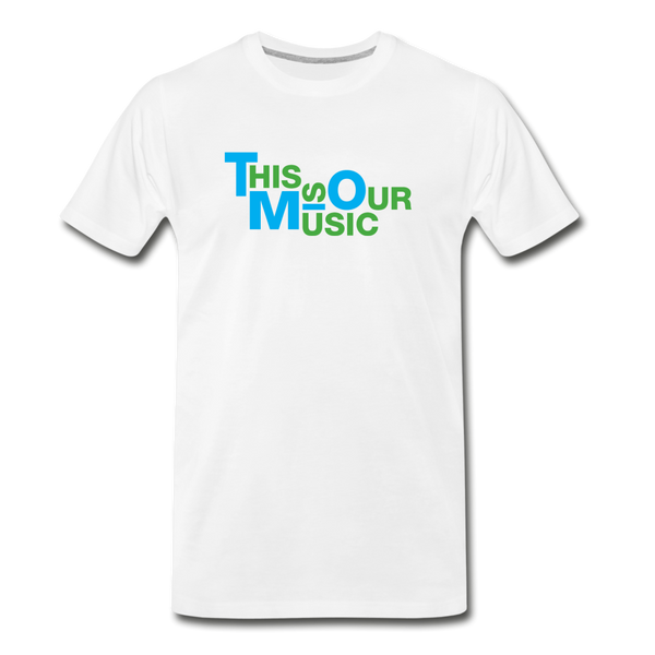 This Is Our Music - white