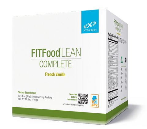 FIT Food® Lean Complete French Vanilla