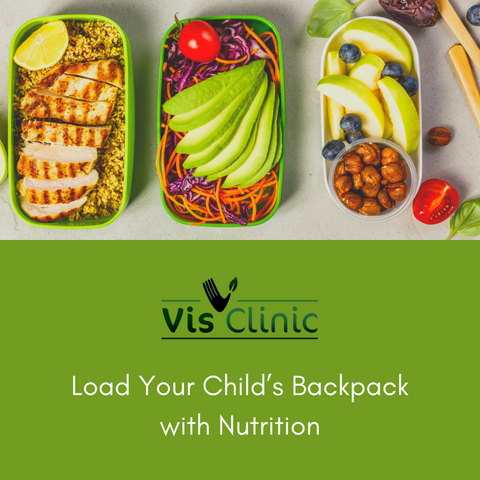 Load your Child's Backpack with Nutrition Webinar