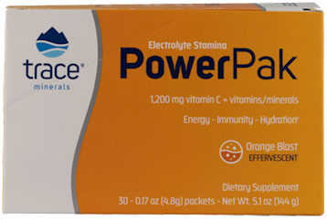 PowerPak Electrolyte Stamina Orange Blast