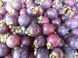 Fresh Davao Mangosteen - order price / 500 grams - Farm2Metro