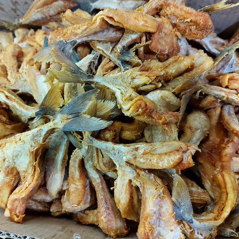 Dried Fish Labahita - order price / 100grams