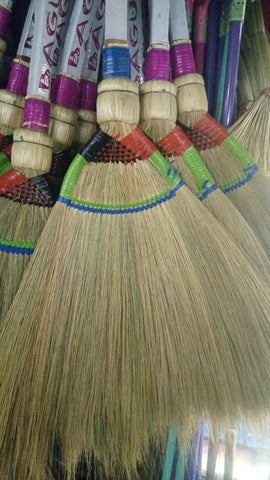 Authentic Tiger Grass Baguio Broom order price/piece - Farm2Metro