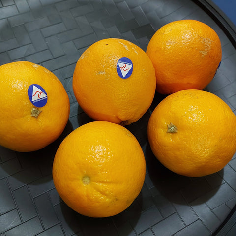 Fresh Orange seedless (Big) - order price / piece