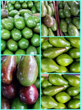 Fresh Davao Avocado Large size - order price / per piece - Farm2Metro