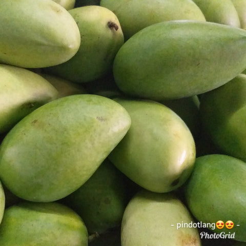 Fresh Green Mangoes (order price / 500 grams) - Farm2Metro