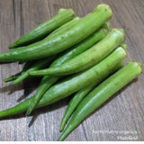 Fresh Organic Okra (order price/250grams) - Farm2Metro