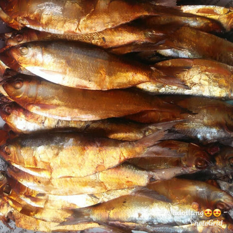 Freshly made Tinapa Salinas (smoked fish) (order price/500grams) - Farm2Metro