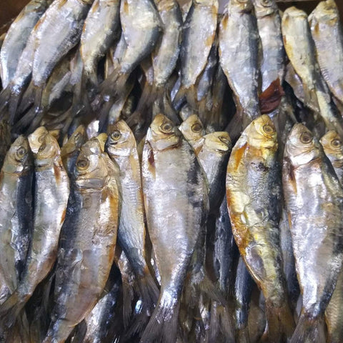 Sun-Dried Fish (Salinas Tuyo) - order price / 250 grams