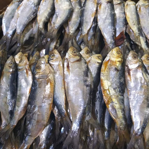Sun-Dried Fish (Salinas Tuyo) - order price / 100 grams
