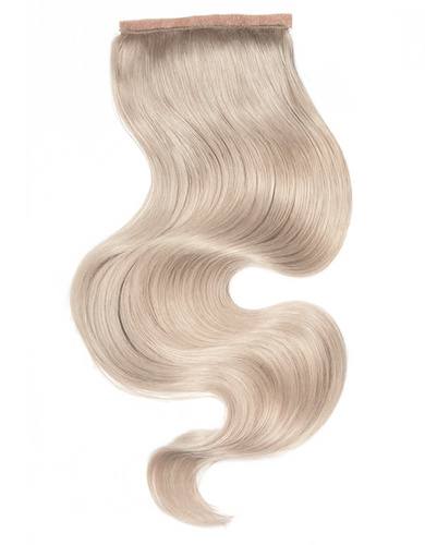 Clip In Ponytail -Ash Blonde - Just Bought It Hair