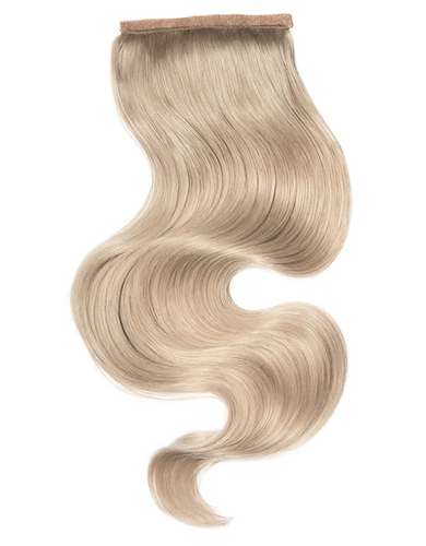 Clip In Ponytail -Beach Blonde - Just Bought It Hair