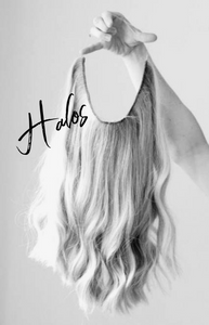 Halo Hair Extensions - Just Bought It Hair