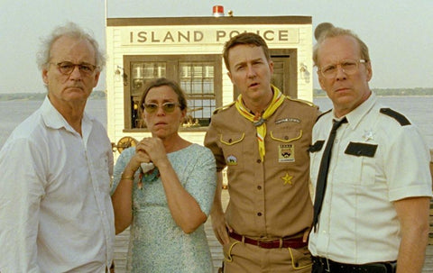 Bill Murray Quotes - Moonrise Kingdom - Our Daughters Been Abducted By One Of Those Beige Lunatics