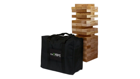 3eec38d0f Holiday Office Party Games - Tumble Tower - Chivery KCCO