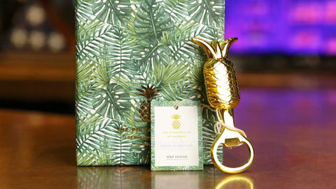 Christmas Gift Ideas and Stocking Stuffers - Pineapple Bottle Opener