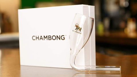 Christmas Gift Ideas for Him - 3oz Booze Shot Chambong