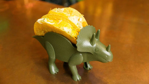 Christmas Gift Ideas for Him - Tricerataco Dinosaur Taco Holder
