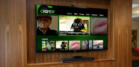 Man Cave Ideas - Chive TV Man Cave Accessories