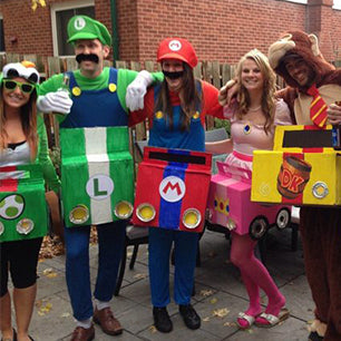 The chive halloween
