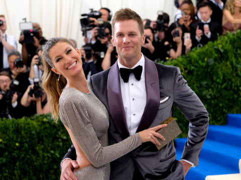 Tom Brady GOAT - Brady Is Married To Gisele Bundchen
