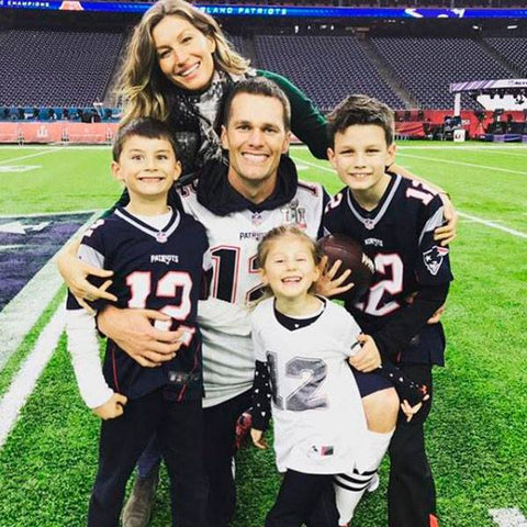 Tom Brady GOAT - Great Dad